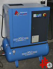 GIS Druckluft Schraubenkompressor GSEI 7-180 IV Vario, Silent