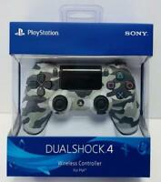 Sony PlayStation DualShock4 PS4 Wireless Controller, Version 2, GRAY CAMOUFLAGE