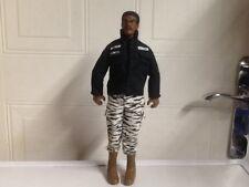 "Stalker Vintage Hasbro 12"" GI Joe Action Figure Doll 1992 Action man"