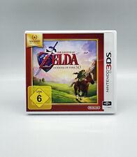 The Legend of Zelda: Ocarina of time 3d (Nintendo 3 DS), dans NEUF dans sa boîte
