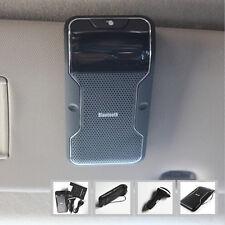 Sun Clip Car Hands free Wireless Bluetooth Phone Speaker Mobile Phone Kit