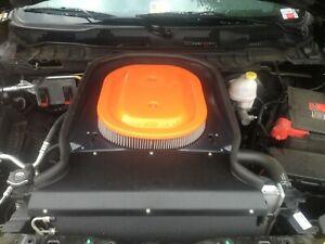 Vararam Air Grabber Intake FITS 2013-2020 FOR Dodge Ram 5.7L  HEMI ORANGE LID