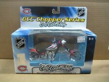 NHL OCC Chopper, Die Cast Motorcycle, Montreal Canadiens, MIB, New, 1:18