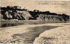 CPA Biarritz - La Coté des Basques (162842)