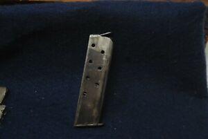Colt 1903 Magazine Pocket 32 Hammerless Two Tone 8rd Original