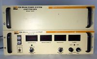 Bertan Ion Beam Power Supply Series IB & Power System Junction Box Model 2050