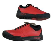 Specialized 2FO Clip Mens Cycling Shoes Size US 10.6 Mountain Biking Red Black