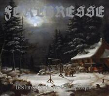 FORTERESSE  Les Hivers CD  Cantique Lépreux  Wędrujący Wiatr  Sanctuaire  Mgla
