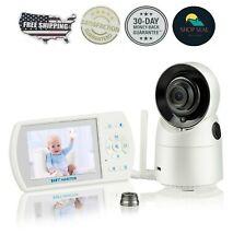 Camara De Seguridad Para Vigilar Monitorear Bebes Temperatura Zoom 360 Grados