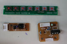 """Power Volume Button & IR & Sound Board RCA 49"""" DLED TV for J49BE926"""