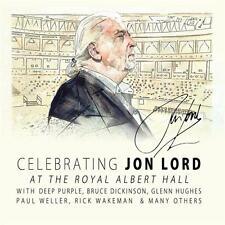 Celebrating Jon Lord - The Rock Legend mit Deep Purple usw. - 2 CDs - neu + ovp