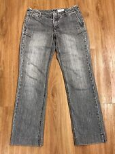 Country Road Jeans Faded Grey Look Size 10