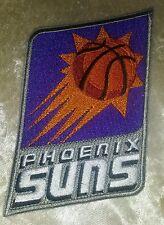 "Phoenix Suns NBA 3.5"" Iron On Embroidered Patch~USA~FREE Ship"