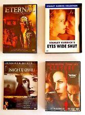 Thriller 4 Dvds: Eternal, Eyes Wide Shut, Night Owl, and Closure