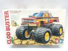 TAMIYA CLOD BUSTER Jr. 1/32 Wild Mini 4WD Series No.5 Unused Rare Model Kit.