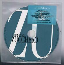 ZUCCHERO SUGAR FORNACIARI COSI' CELESTE  CD SINGOLO cds PROMO