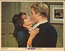 """The Magus Original 11 x 14"""" USA Lobby Card #5 1968 Michael Caine"""