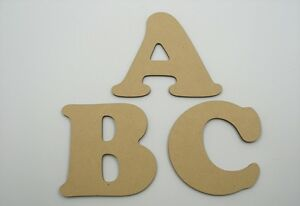 5cm Large Wooden Letter Words Wood Letters Alphabet Name Coo