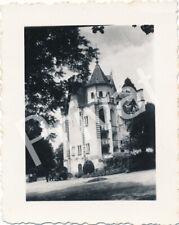Foto WK2 Schloß Chateau Chemery Frankreich France A1.40