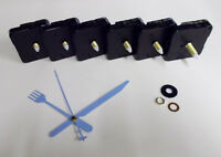 DIY Quartz Clock Movement Mechanism with Knife & Fork Hands. Kitchen Wall Clock
