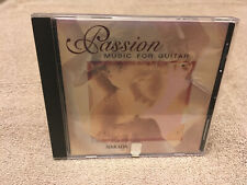 Passion Music for Guitar by Various Artists *Narada CD 94 Playgraded M-