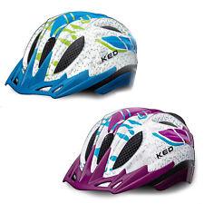 KED Meggy K-Star Kinder Fahrrad Helm Reflektor sicher sichtbar 2020 *NEU*
