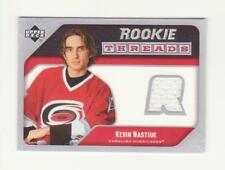 2005-06 UD Series 2 Kevin Nastiuk Rookie Threads Jersey Card # RT-KN (05-06)