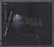 Final Fantasy XV Original Soundtrack OST (2016) Yoko Shimomura / 4-CD SEALED