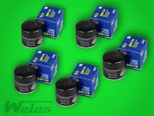 5 x sm110 FILTRO OLIO SAAB 99 90 900 I II 9000 9-3 9-5 2,0 2,3 3,0
