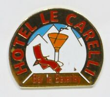 PINS HOTEL LE CARELLI BAR LE BEVERLEY STATION SKI ?