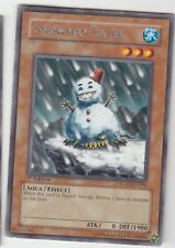 YU-GI-OH Snowman Eater Rare englisch RGBT-EN094 Schneemannfresser