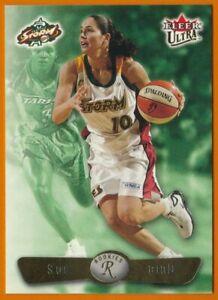 2002 Fleer Ultra WNBA Basketball Rookie Exchange Sue Bird RC (#101) -BEAUTIFUL!!