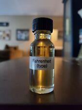 Fahrenheit (Type) Fragrance Oil (15ML)