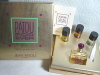 Patou Forever The Perfumer Organ mit Box Parfumminiatur❤️❤️❤️❤️❤️