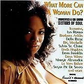 Various Artists-What More Can A Woman Do?: Brunswick & Chi-Sound Sisters Of Soul