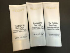 Joan Rivers Beauty  Right to Bare Legs Corrective Cover Up Fair Skin LOT of 3