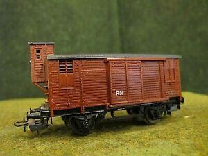 Vintage Marklin Ho Scale Electric Trains RN Boxcar Train Car