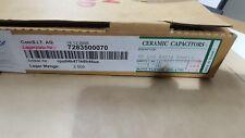 2000 PCS OF TAIYO YUDEN RPU04B471K6H46UA 470PF 50V CAPACITORS (U6.6)