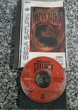 Mortal Kombat Trilogy (Sega Saturn, 1997)
