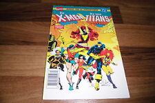 die X-MEN & die TEEN TITANS -- DC/Marvel Classics  # 4 // 1. Auflage 1999