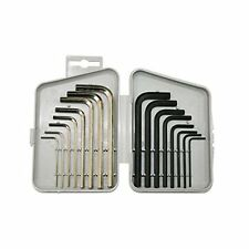 """Eclipse 902-101 Hex Key Wrench Set - 16 Pc..Metric 1.5mm - 6mm SAE 1/16""""-1/4"""""""