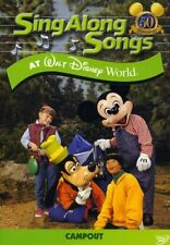 Sing-Along Songs: Campout at Walt Disney World [New DVD]