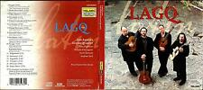 LAGQ Latin cd album- Los Angeles Guitar Quartet
