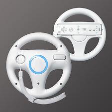 2 Mario Kart Game Racing Wheel for Nintendo Wii Remote