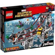 Construction Spider-Man LEGO Complete Sets & Packs