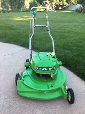 New listing vintage Lawn-boy 2-cycle self-propelled mower from 1978
