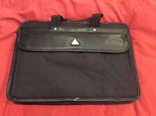 large tech-air techair commercial laptop computer carry case bag multiple spaces