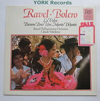 CC 7521 - RAVEL - Bolero MONTEUX Royal Philharmonic Orchestra - Ex LP Record
