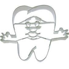 Ausstechform Zahn 7 cm Ausstecher Gesicht Zähne Städter