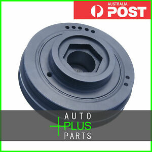 Fits HONDA HR-V - CRANKSHAFT PULLEY D16A/ZC